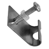 Additional Images for BBG NET MULTI-PURPOSE CABLE BRACKET HILTI-PIN FOR CONCRETE 100/PKG