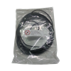 Additional Images for BBG FLAT TRACK LEAD IN WIRE 20 FT BLACK