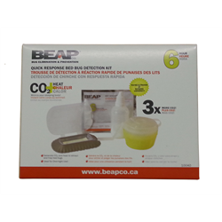 BEAP QUICK RESPONSE DETECTION TRAP - 6 HR