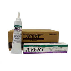 AVERT DRY FLOWABLE DUST 30 GR TUBE