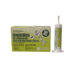 GREENWAY COMMERCIAL ANT & ROACH GEL (6 x 42 GR) BOX