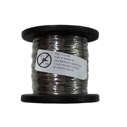 BBG BIRD WIRE NYLON COATED 820 FT ROLL