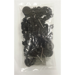 SECURE EXTRA RODS AND KEYS 20/PKG