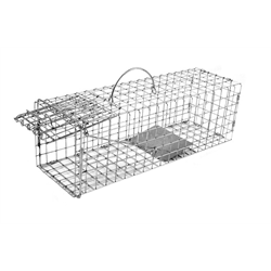 TOMAHAWK 103 SQUIRREL TRAP WITH ONE DOOR 19 x 6 x 6