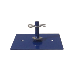 EATON #916 FLAT PLATE BAIT STATION SECURING POST 12/CASE