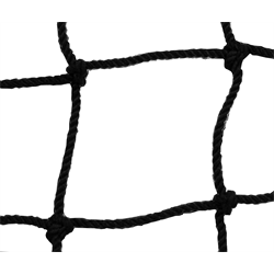 "BBG NET 3/4"" BLACK 50 x 50 FT"