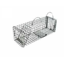 TOMAHAWK 603 SQUIRREL TRAP WITH EASY RELEASE DOOR 19 x 6 x 6