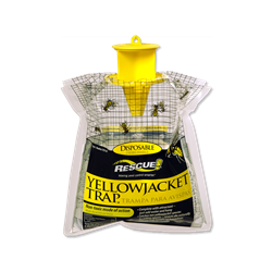 RESCUE DISPOSABLE YELLOW JACKET BAG WESTERN 12/CASE